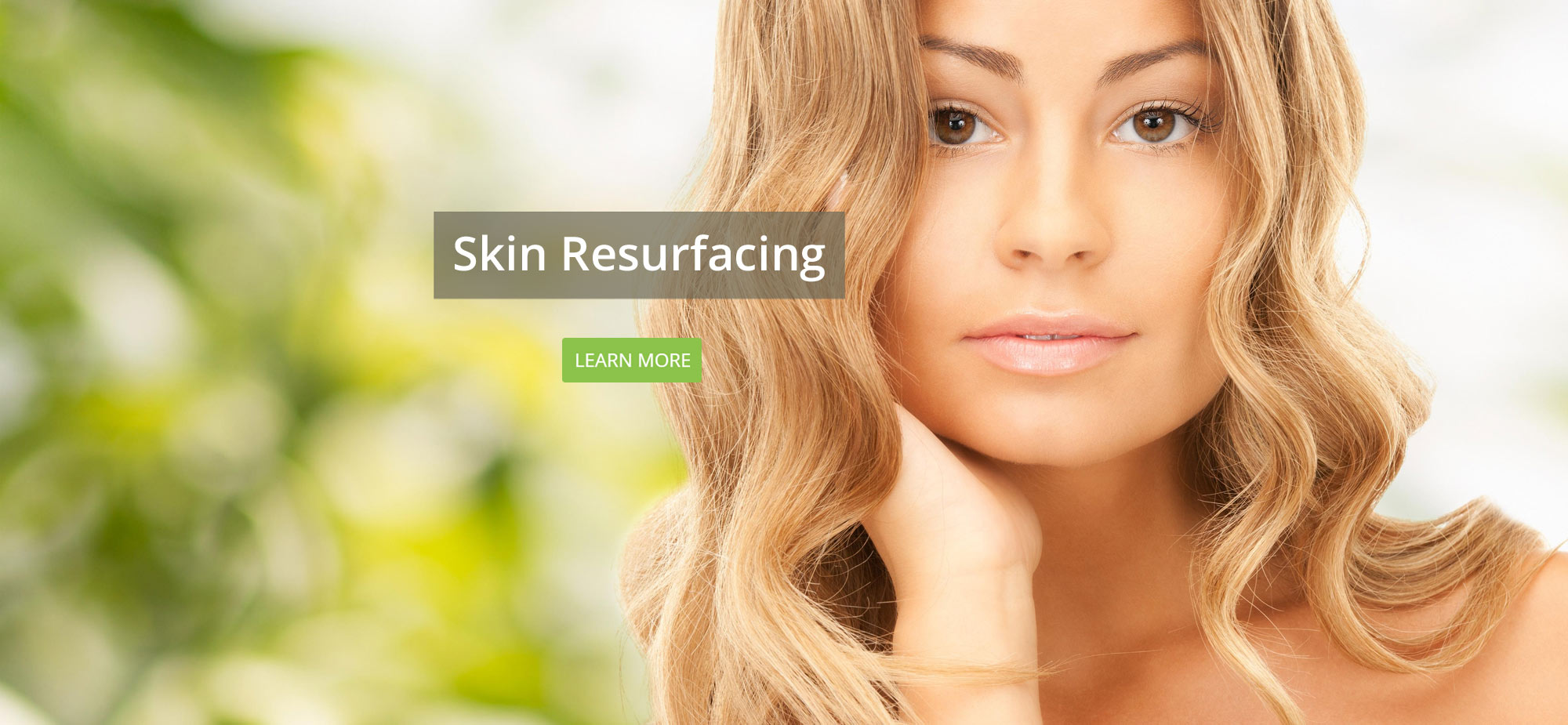 Skin Resurfacing Grand Rapids
